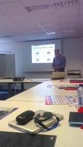 Technische sessie over Kerio mailserver en relevante producten