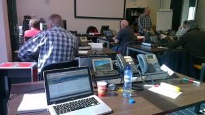 SitPro leden Job van den Berge en Ko Timmers volgden succesvol deze training
